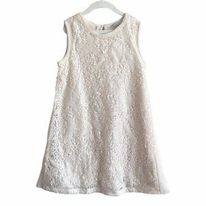 Mayoral Ivory Sequined Party Dress